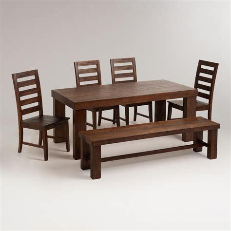 world dining tables francine dining furniture collection world market 3661