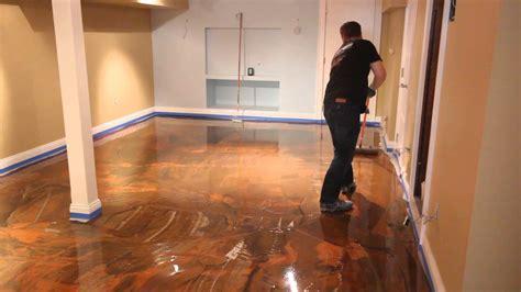 garage floor paint malta designer epoxy youtube