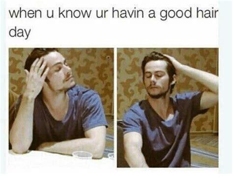 Nice Hair Meme - 25 best memes about good hair day good hair day memes