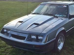 1979-1982 Mustang Mach 1 fiberglass hood