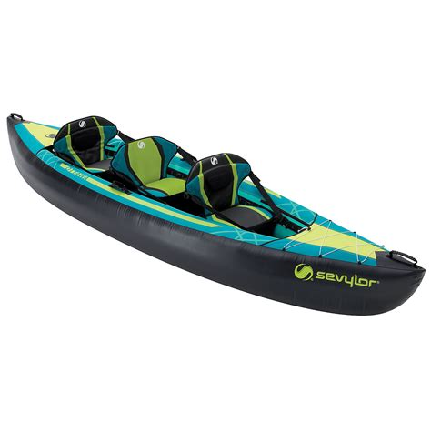 Opblaasbare Boot Decathlon by Sevylor Ottawa Inflatable Kayak Escape Watersports