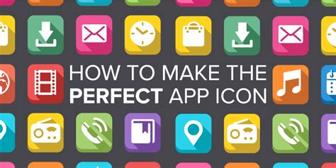 how to design an app how to make the app icon appinstitute