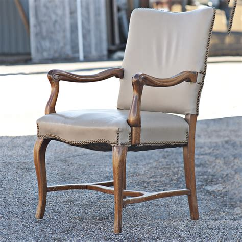 mid century modern traditional arm dining chair ebay