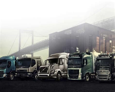 volvo lorries 100 used volvo lorries two black volvo trucks haul