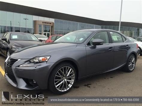 2015 Lexus Is 250 Awd  Premium Package Review South