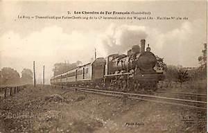 Train à L Arrivée : les trains transatlantiques de l 39 ouest ~ Medecine-chirurgie-esthetiques.com Avis de Voitures
