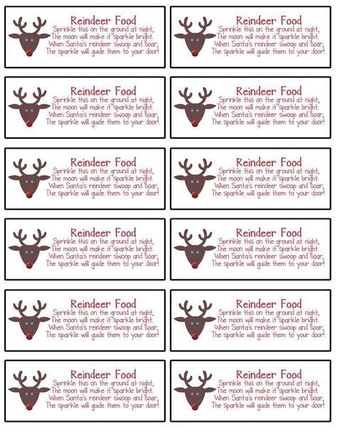 reindeer food   images reindeer food preschool