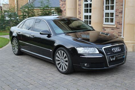 Audi A8 Photo by 2007 Audi A8 Photos Informations Articles Bestcarmag