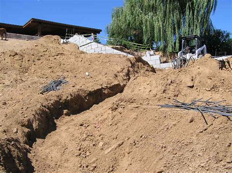 stopping erosion on a slope how to stop erosion