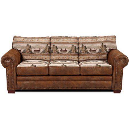 American Furniture Sleeper Sofa by American Furniture Classics Alpine Lodge Sleeper Sofa