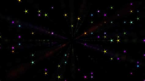 classic christmas motion background animation perfecty loops sparkling glittering on black background motion