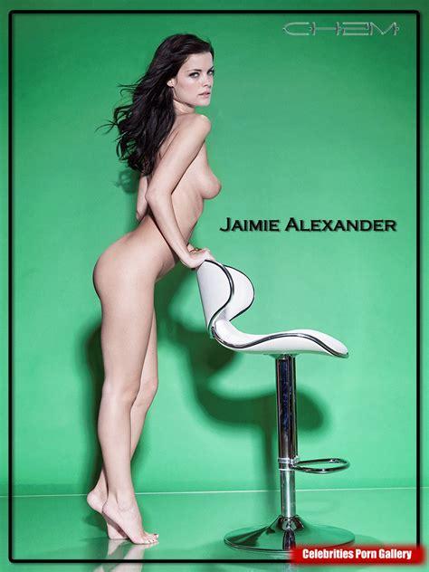 Celebrities Porn Gallery Jaimie Alexander Nude Celeb