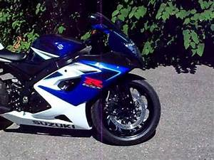 2006 Suzuki Gsxr 1000 Custom  Built By Break Lites  Single