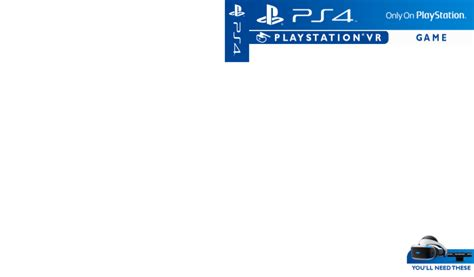 playstation  vr template