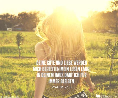 Nachzulesen Auf Bibleserver  Psalm 23,6 Bibelverse