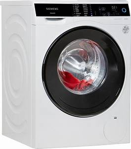 Waschmaschine 9 Kg : siemens waschmaschine avantgarde wm14u640 9 kg 1400 u min online kaufen otto ~ Markanthonyermac.com Haus und Dekorationen