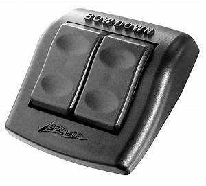 Replacement Euro Rocker Switch  Hyd