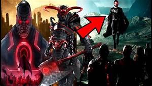 Justice League NEWS Darkseid Post Credit Scene? Justice ...