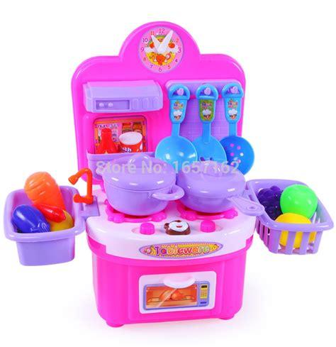 baby kitchen set aliexpress buy fashion baby kitchen play set cooking