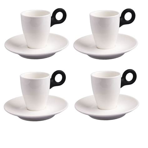 smalto designer espressotassen er set