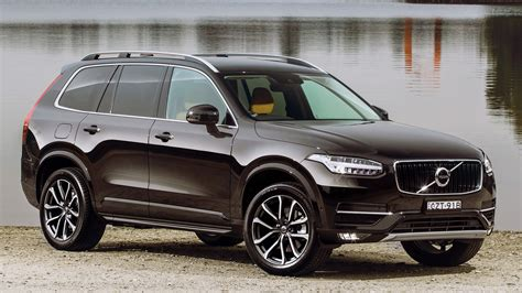volvo xc90 momentum volvo xc90 momentum 2015 au wallpapers and hd images