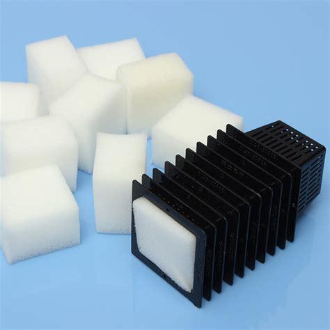 foam net 10 mesh pot net basket 10 clone cloning collar foam