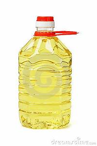 Plastic Bottle Of Cooking Oil Royalty Free Stock Photos ...