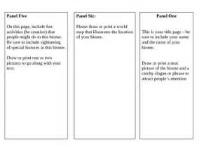Tri State Lesson Plan Template by Create A Biome Brochure By Charice Wilczynski Teachers