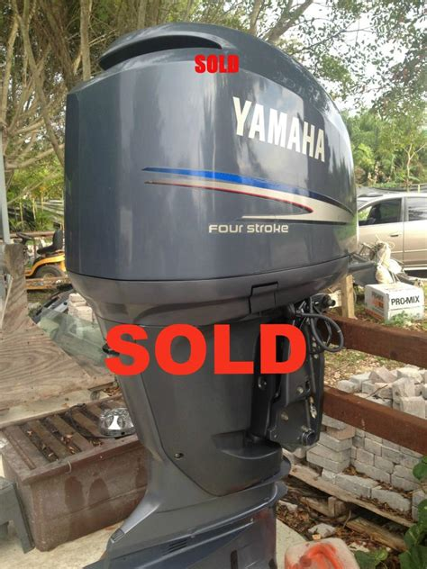 Boat Motors For Sale In Florida by Yamaha Outboard Engines For Sale In Florida Choice Image