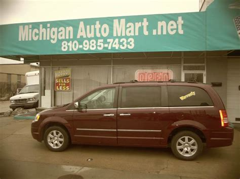 Used Cars Huron Michigan by Michigan Auto Mart Used Cars Huron Mi Dealer