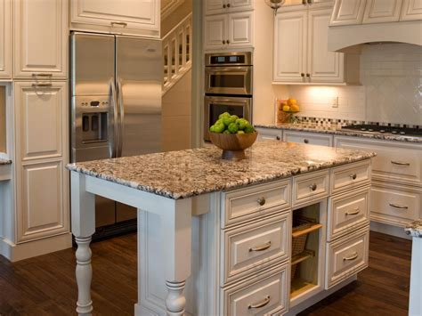 White Cabinets With Granite by Granite Countertop Prices Pictures Ideas From Hgtv Hgtv