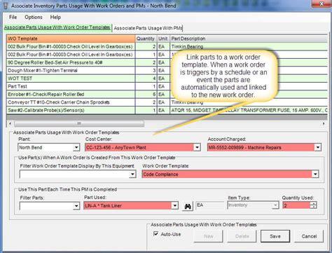 work order software work order tracking software