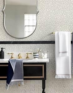 Déco Salle De Bains : voici les plus jolis miroirs de salle de bains elle d coration ~ Melissatoandfro.com Idées de Décoration