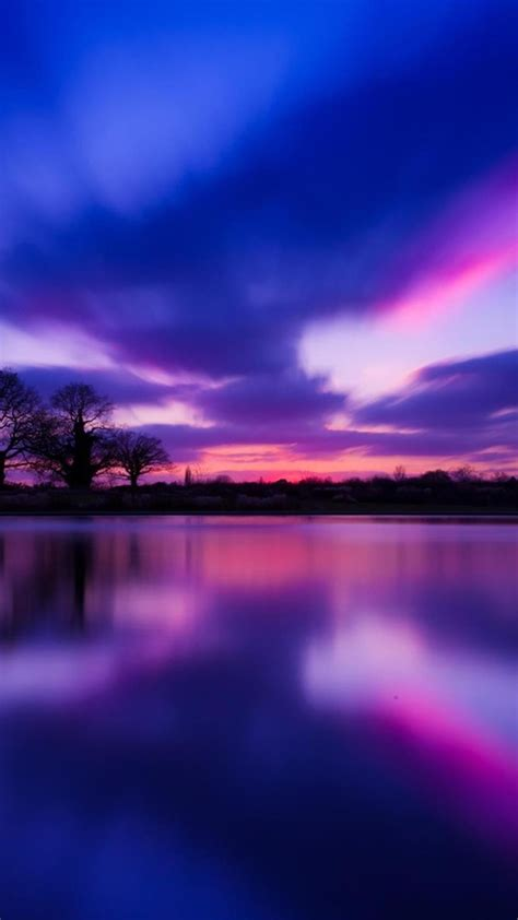 hd cool beautiful water purple iphone 6 wallpaper packs