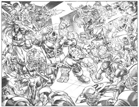 coloring pages avengers infinity war bltidm