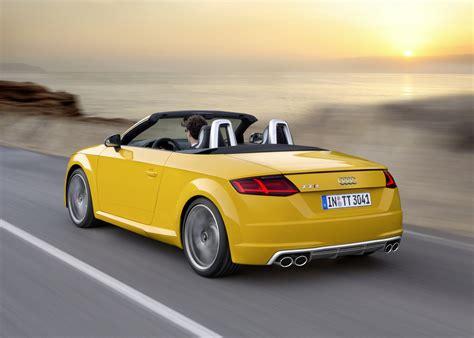 audi tt cabriolet audi tt e tts roadster 2015 audi autopareri