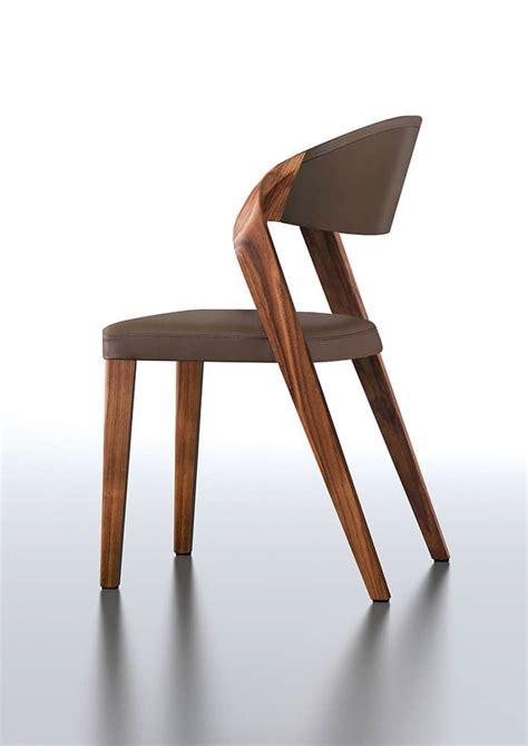 Chaise Chaise by Chaise Design Spin De Martin Ballendat En Noyer
