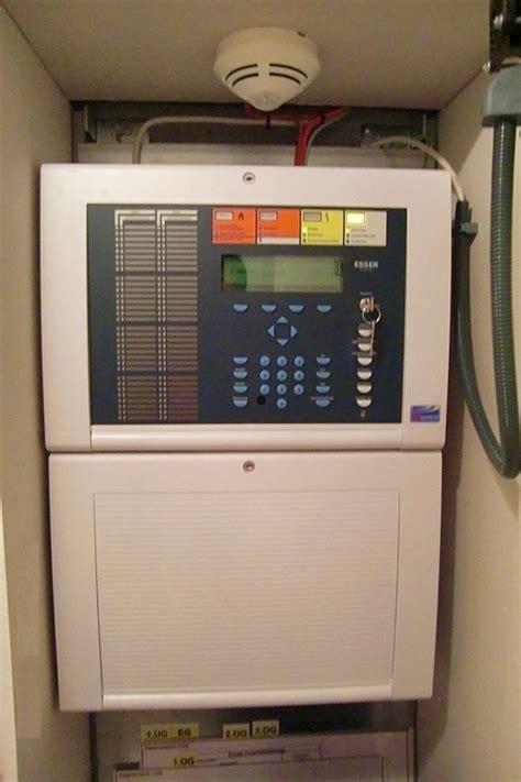 alarm brandmeldeanlagen ziemer elektrotechnik edv