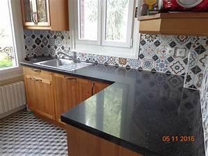 Faience Pour Cuisine : faience pour credence cuisine carrelage salle de bain ~ Premium-room.com Idées de Décoration