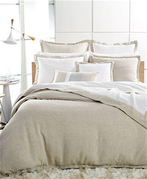 macys duvet covers hotel collection linen duvet cover bedding