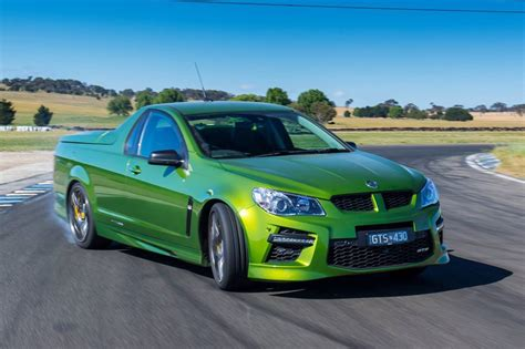 Holden Car : Looking Back On Holden's Vf Commodore