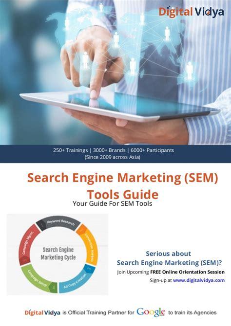 search engine marketing sem top 20 search engine marketing sem tools