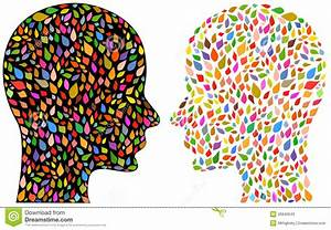 Beautiful mind stock vector. Image of brain, attraction ...  Mind