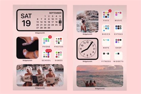how to make your ios 14 home screen aesthetic