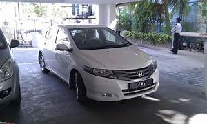 Honda City 2010 - V A  T - Tafeta White