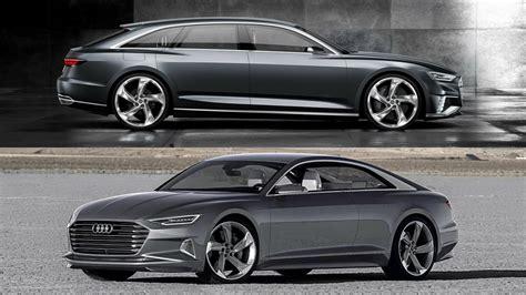 Audi A8 Avant by 2017 Audi A8 Avant Vs Coupe