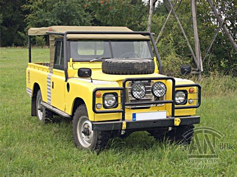 land rover series 3 custom custom production land rover series iii autoplachty