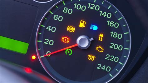 Common Car Dashboard Warning Lights Explained