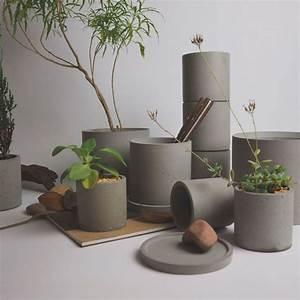 Formen Für Beton : 100 pinkmore silikonformen runde blumentopf formen beton vase formen garten zement schimmel diy ~ Markanthonyermac.com Haus und Dekorationen