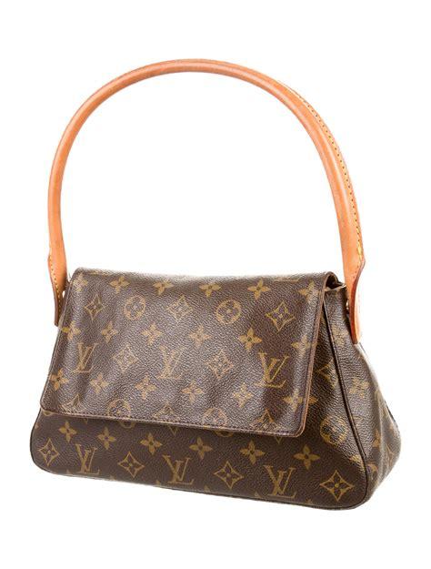 louis vuitton monogram mini looping bag handbags